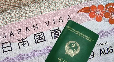 Kết quả hình ảnh cho hồ sơ xin visa du học nhật bản