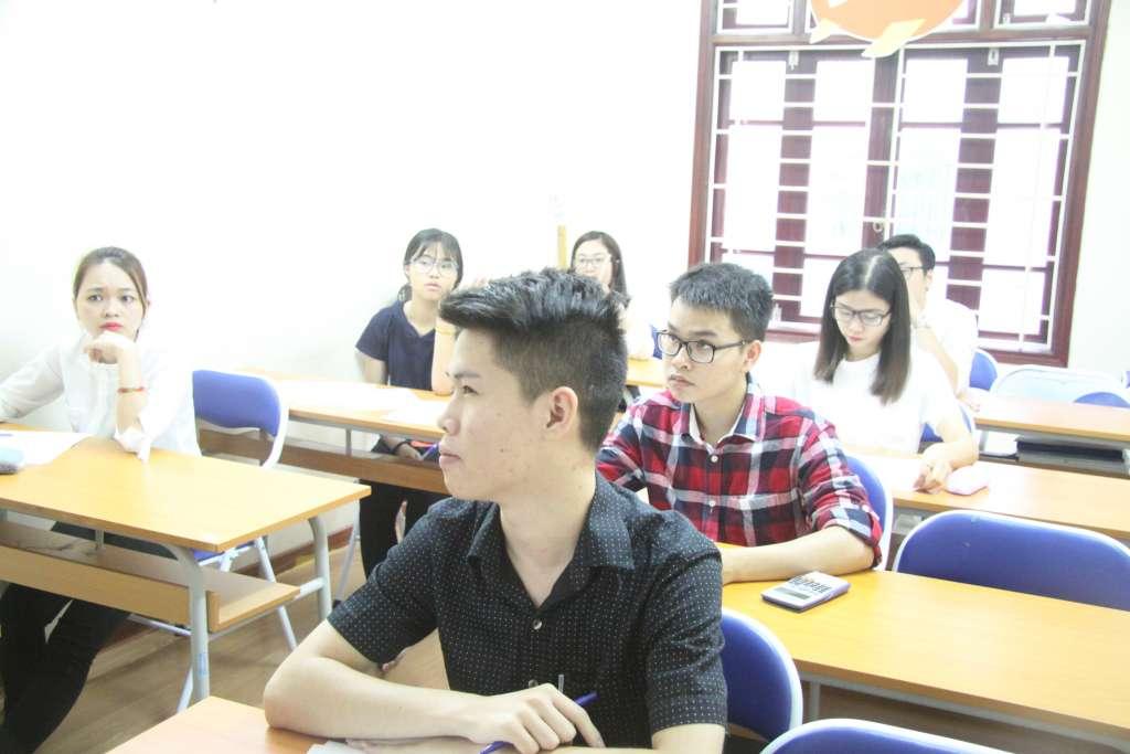 khai giảng lớp tiếng Nhật 4