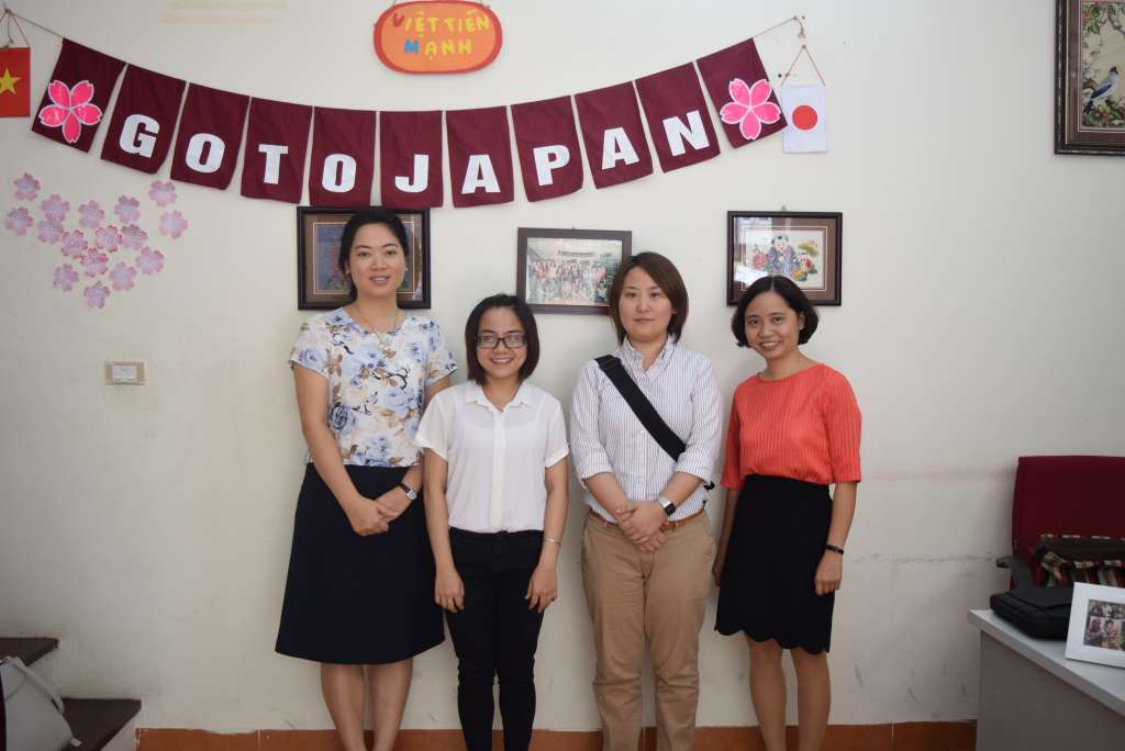 gotojapan-phỏng vấn du học Nhật