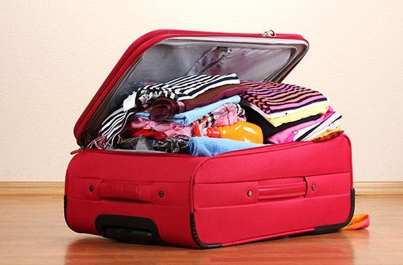 hành lý du học nhật