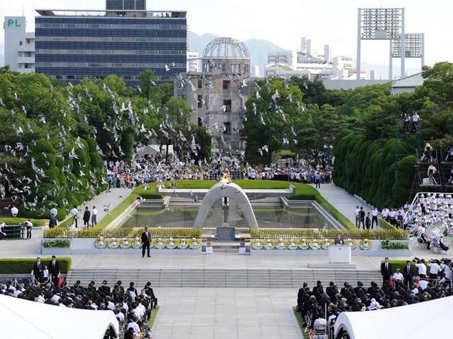 công-viên Tưởng niệm Hòa Bình