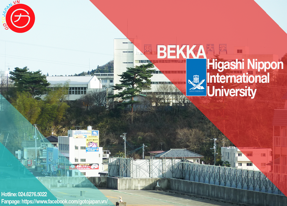 Higashi Nippon Internatiomal University-bekka