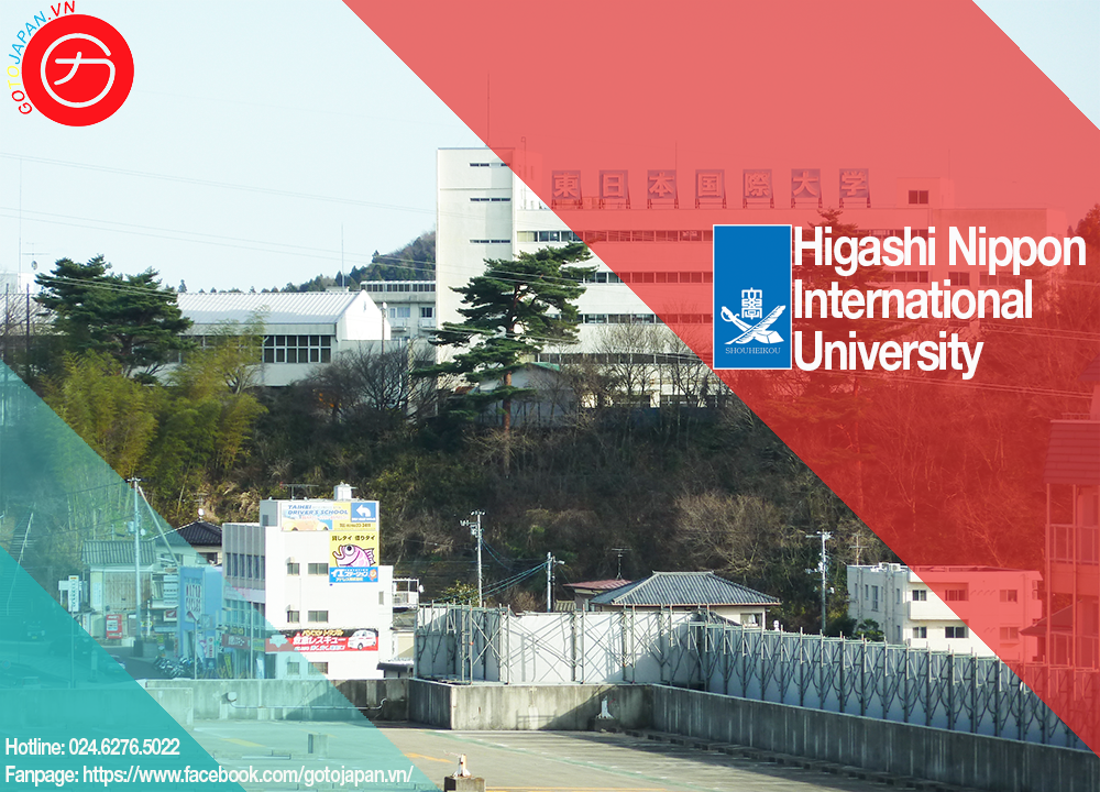 Higashi Nippon Internatiomal University