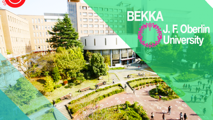 JF Oberlin University-bekka