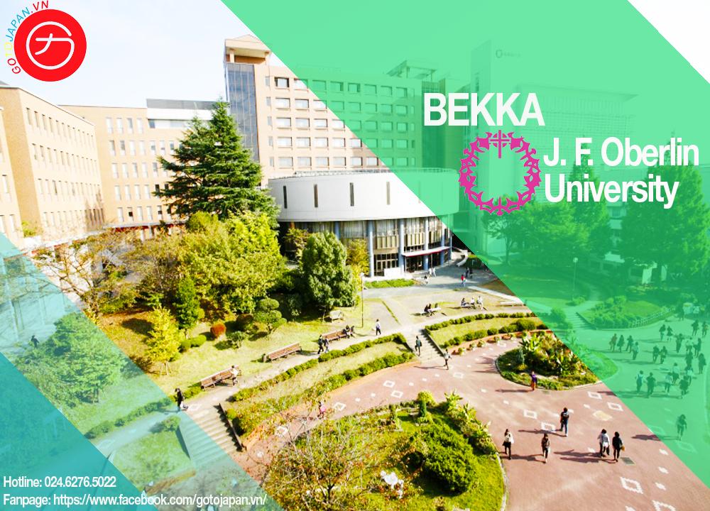 JF Oberlin University-bekka