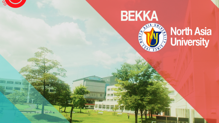 north asia university-bekka