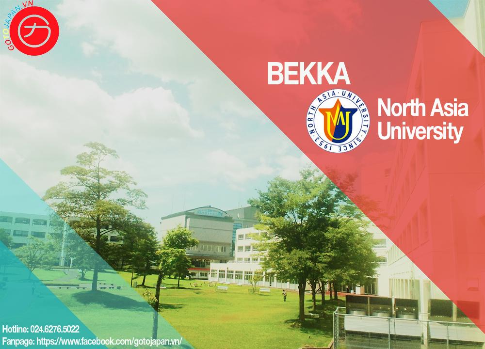 north asia university-bekka