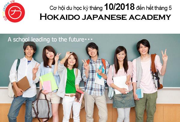 Du học kỳ tháng 10/2018
