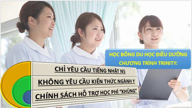 Chương trình Điều dưỡng Trinity