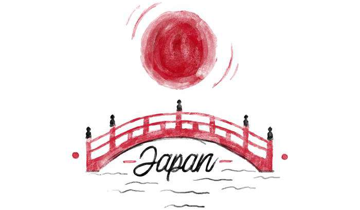 free-japan-watercolor-vector