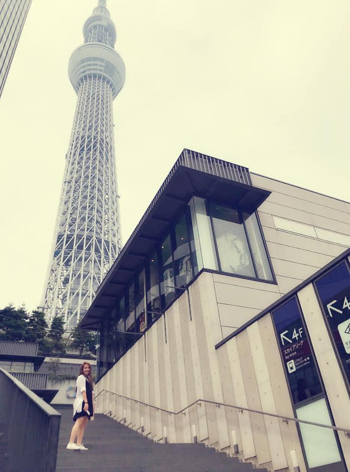 Tháp skytree