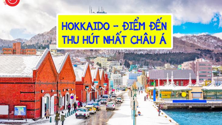 Hokkaido điểm đến thu hút nhất châu Á