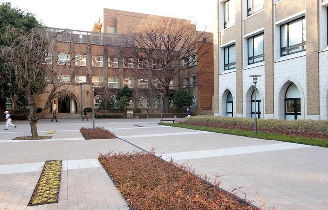 Trường Đại học Gakushuin - niềm tự hào của Hoàng gia Nhật