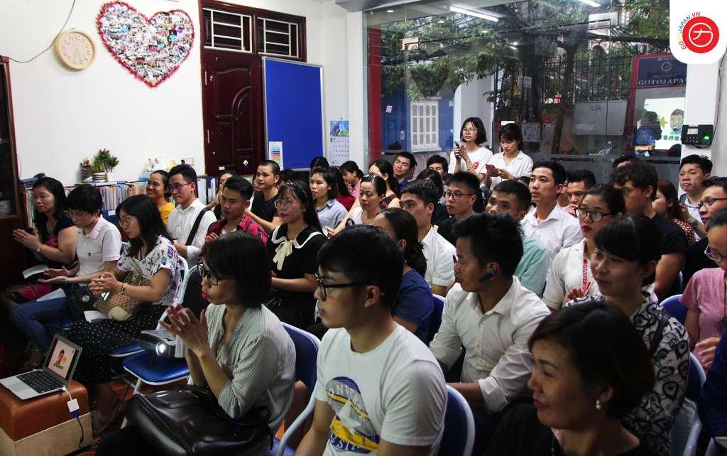 Tọa đàm thu hút được rất nhiều người tham dự
