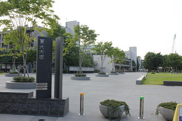 Đại học Tohoku - Top 3 trường đại học tốt nhất Nhật Bản