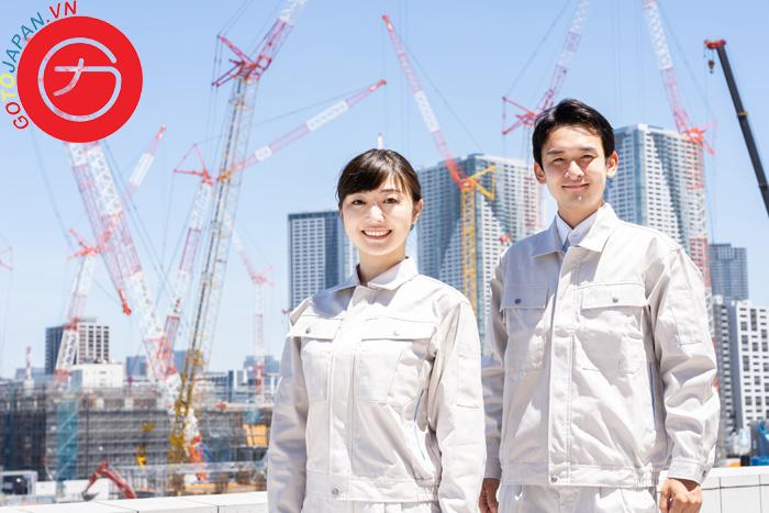 Du học Nhật Bản ngành Xây dựng (Kỹ sư xây dựng)