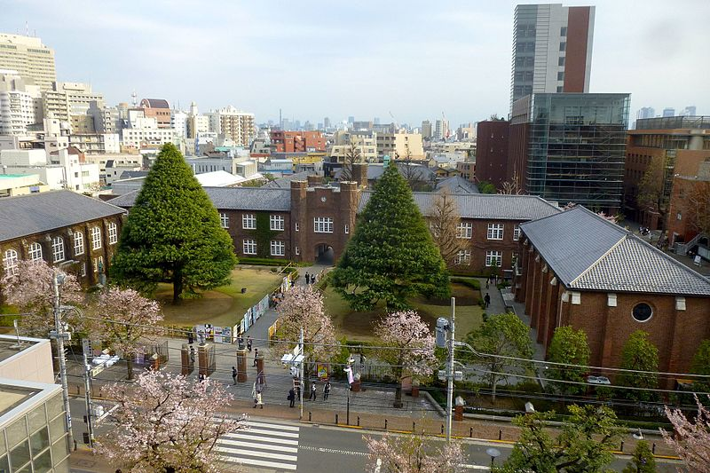 Rikkyouniversityt-top-Tokyo-2013-4-1